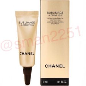 💛NEW💛CHANEL Sublimage La Creme Yeux Eye Crm BNIB